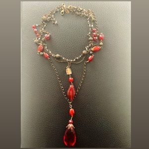 Vintage Lia Sophia Necklace